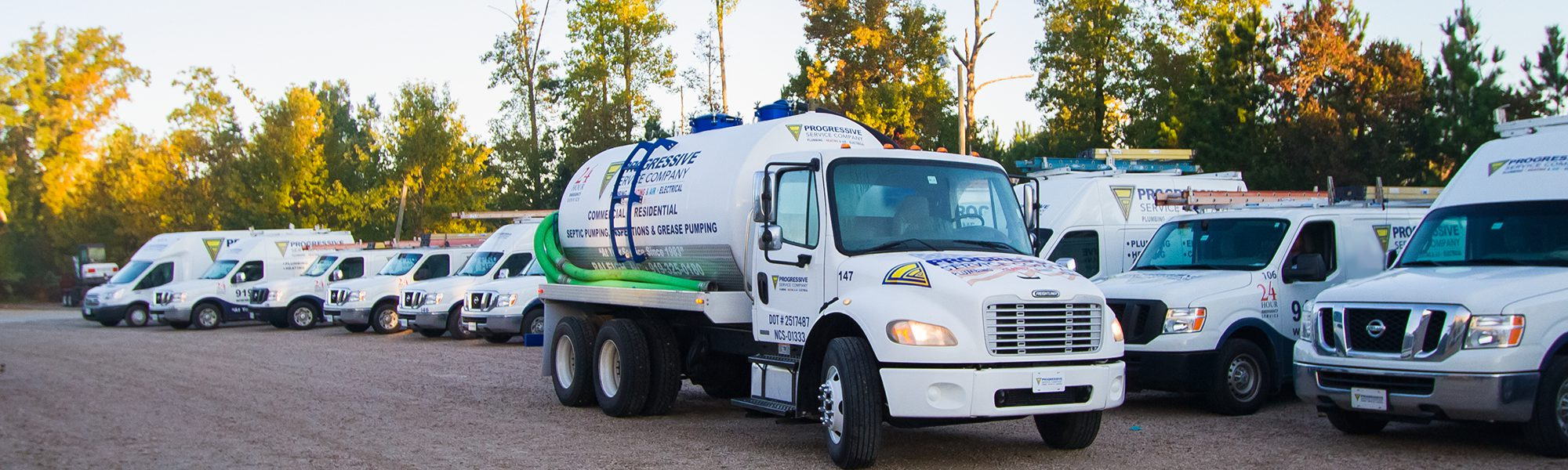 Raleigh Commercial Septic Services Pumping