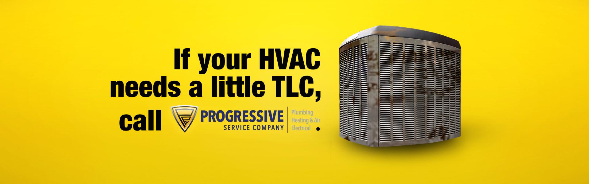 Plumbing Electrical Hvac Progressive Service Company